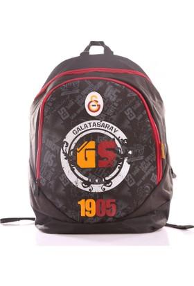 Galatasaray 82614 Çocuk Sırt Çantası Kırmızı Siyah