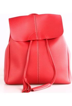 Dsn Y4113 Kadın Günlük Çanta Kırmızı