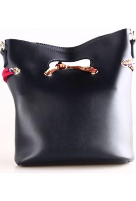Dsn Y4270 Kadın Günlük Çanta Koyu Mavı