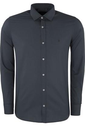 Sabri Özel Erkek Uzun Kollu Gömlek 4185003