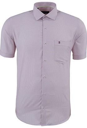 Sabri Özel Erkek Kısa Kollu Gömlek 4186024