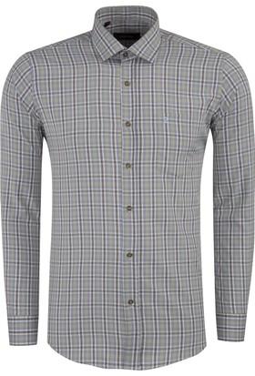 Sabri Özel Erkek Uzun Kollu Gömlek 4182026