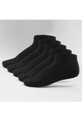 Jack & Jones Çorap Jacdongo 5 Pack 12120278-Blk