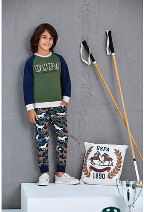 U.S. Polo Assn. Erkek Çocuk 2'Li Takım Lacivert
