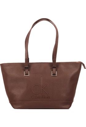 Calvin Klein Kadın Çantası 600379-1Kırmızı