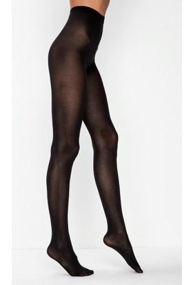 Penti Penti Siyah Koton 60 Den Külotlu Çorap
