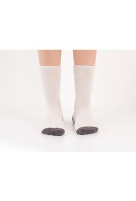 Madame Coco Kaymaz Tabanlı Havlu Kadın Çorabı