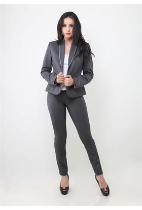 Dodona 8050 Antrasit Kadın Pantolon
