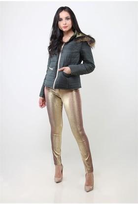 Dodona 2262 Gold Kadın Pantolon