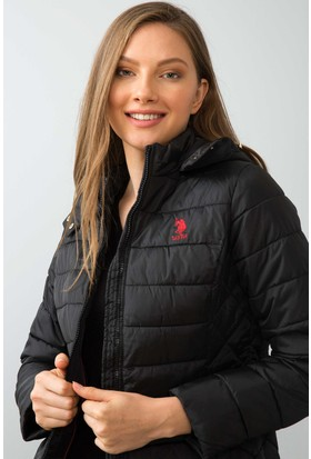 U.S. Polo Assn. Kadın Sentetik Mont 50192382-Vr046