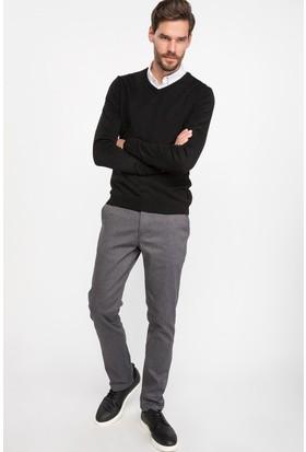 Defacto J1059Az18 Paco Regular Fit Yün Chino Pantolon