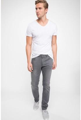 Defacto J4553Az18 Sergio Normal Kesim Denim Pantolon