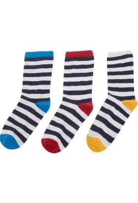 Defacto Erkek Çocuk 3'Lü Uzun Çorap Seti