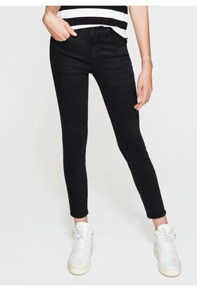 Mavi Kadın Tess Gri Gold Jean Pantolon