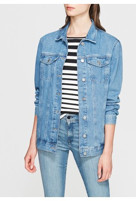 Mavi Kadın Jill Indigo Jean Ceket