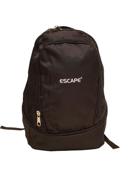 Escape Sırt Çantası Siyah ESC140551SKM01