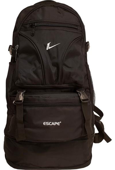 Escape Dağcı Sırt Çantası Siyah ESC210508SKM01