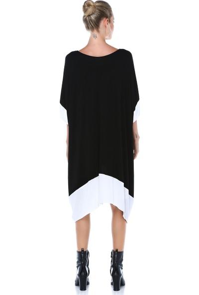 Quincey Kadın Geniş Kesim Elbise