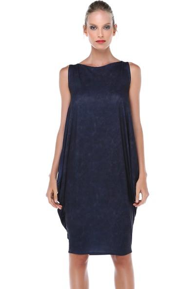 Quincey Kadın Dökümlü Elbise