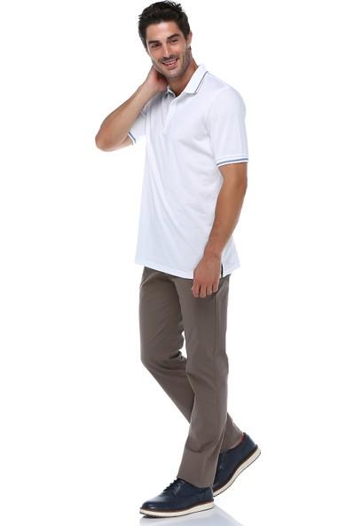 İmza Comfort Fit Düz Klasik Pantolon