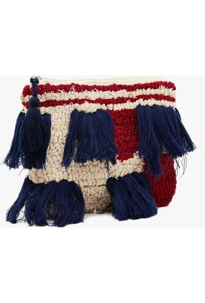 Koton Kadın Püskül Detaylı Çanta