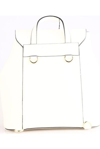 Gnc Bag 5010 Kadın Çanta Beyaz