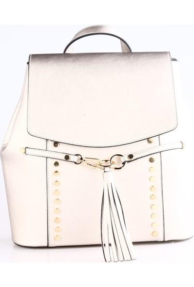 Gnc Bag 5010 Kadın Çanta Platin