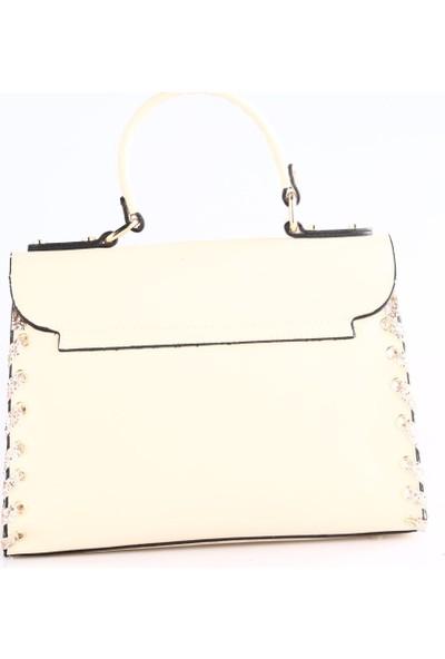 Gnc Bag 5401 Kadın Çanta Bej