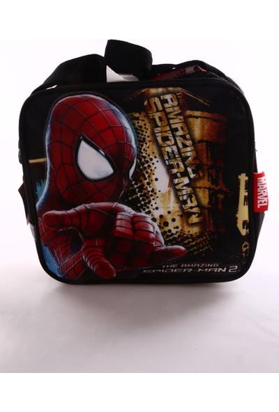 Spiderman Beslenme Çantası Gökkuşağı