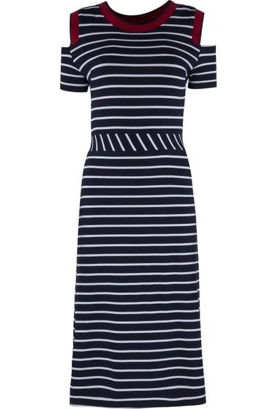 On Kadın Elbise 21112