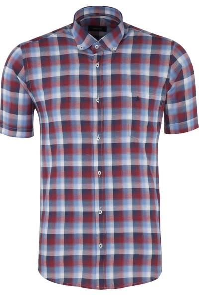 Sabri Özel Erkek Kısa Kollu Gömlek 4185034