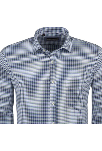 Burattı Erkek Uzun Kollu Gömlek 1941015