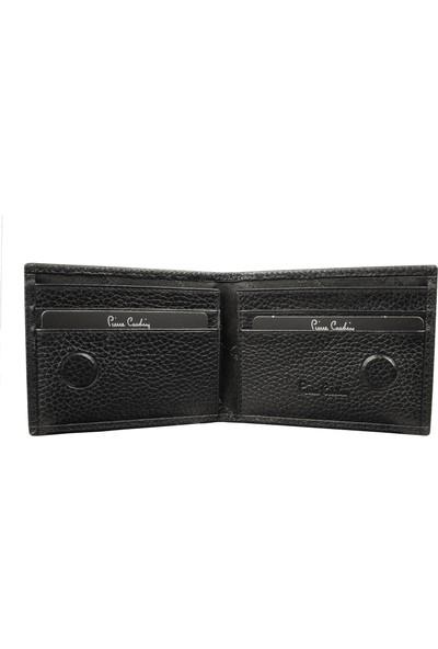 Pierre Cardin Cüzdan 3Pccz0519 Siyah Rolax