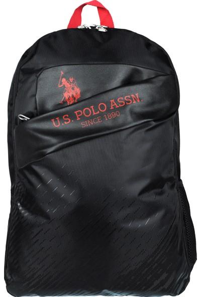 U.S. Polo Assn. Sırt Çantası Pl8105 Siyah