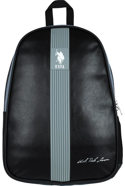 U.S. Polo Assn. Sırt Çantası Pl8108 Siyah