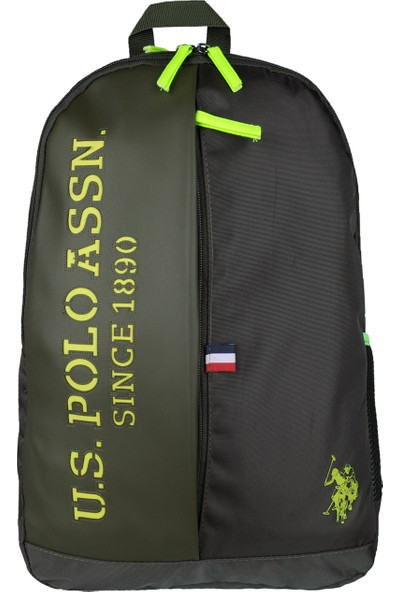 U.S. Polo Assn. Sırt Çantası Pl8226 Haki