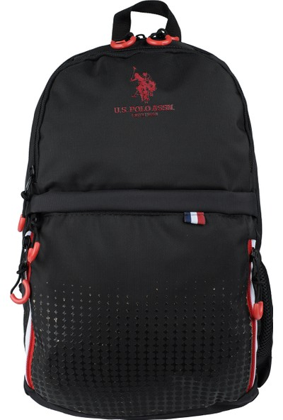 U.S. Polo Assn. Sırt Çantası Pl8291 Siyah