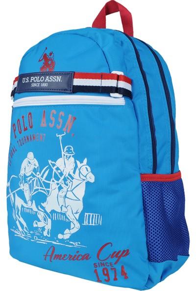 U.S. Polo Assn. Sırt Çantası Pl8323 Mavi