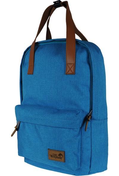 Milkshake Laptop Bölmeli Sırt Çantası Msk1878 Mavi