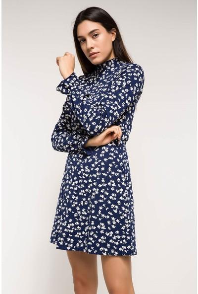 Defacto Kadın Mini Elbise