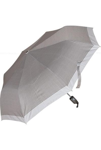 Biggbrella 10319Q67B Otomatik Şemsiye Çizgili