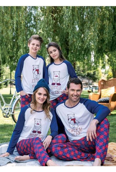Yeni İnci EPJ660 Uzun Kollu Erkek Pijama Takımı