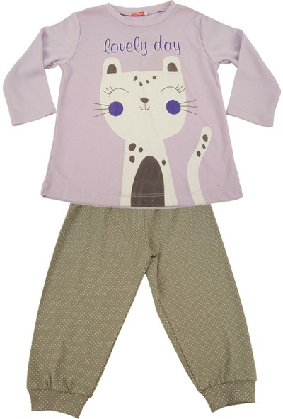 Zeyland Küçük Kız Çocuk Pijama Takımı