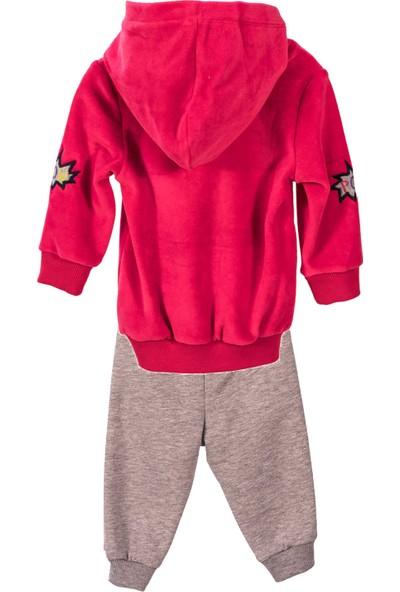 Zeyland Küçük Kız Çocuk Sweatshirt Takım