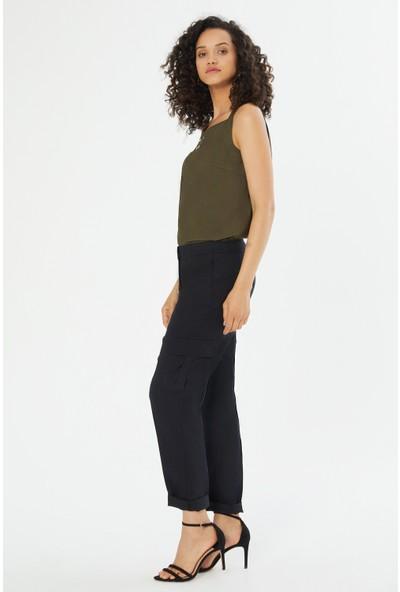 Naramaxx Bel Bağlamalı Pantolon