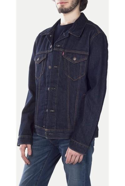 Levi's Erkek Kot Ceket 72334-0134 The Trucker Jacket