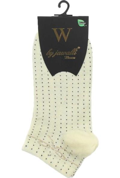 Modakids By Jawalli Bambu Kadın Patik Çorap 065-616-028