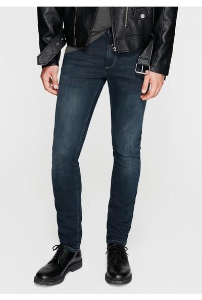 Mavi James Mavi Jet Black Jean Pantolon