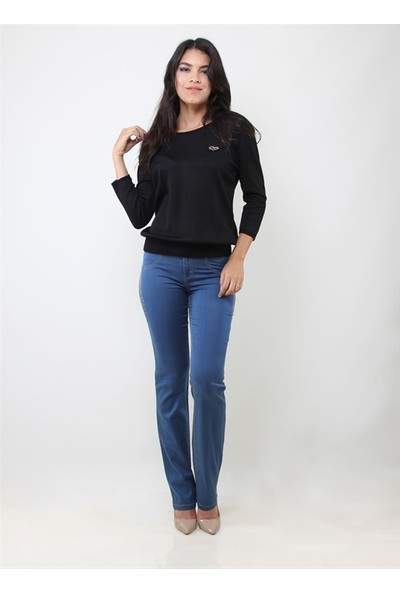 Dodona 1180 Taş Motifli Kadın Pantolon