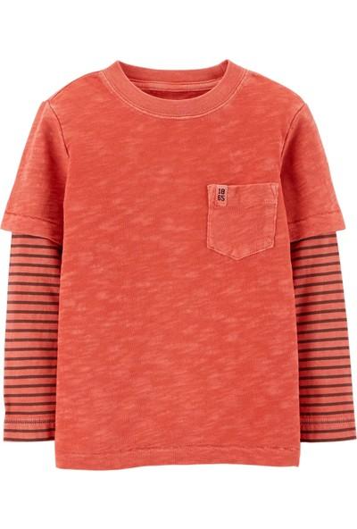Carter's Erkek Bebek T-Shirt - Pw 225H623